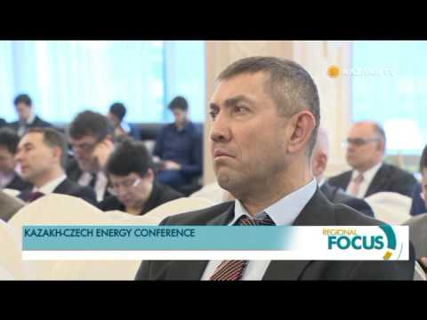 Kazakh Czech energy conference was held in Astana