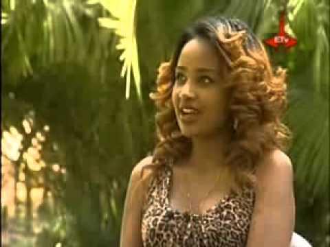 SewLeSew Star Actress Helen Bedilu On LeweTatoch 2014