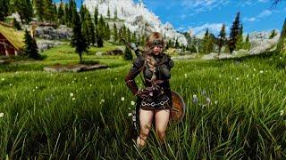 Skyrim PC 4K - The Companions Gameplay Walkthrough Part 22 (2160p)