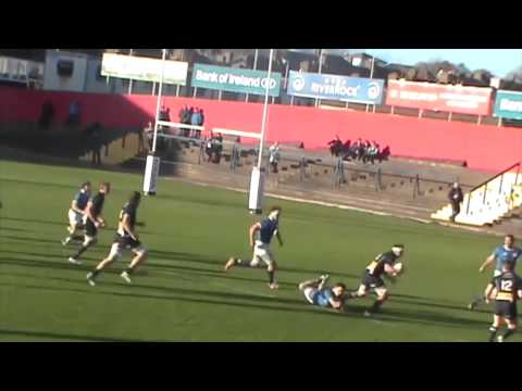 Ryan Murphy rugby highlights 2014-2015