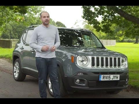 Jeep Renegade 2015 review | TELEGRAPH CARS