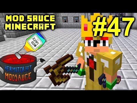 Minecraft Mod Sauce Ep. 47 - Insane Tool...