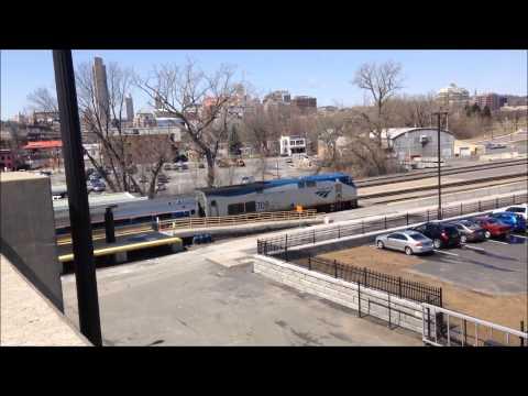 Amtrak Albany