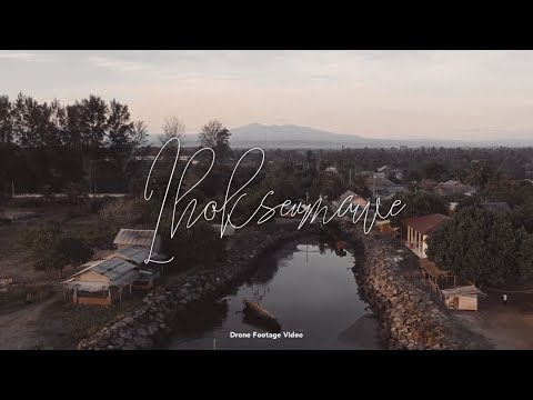 Lhokseumawe, Aceh - DJI Spark Drone Footage