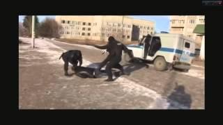 ОМОН   Все танцуют с ОМОНОМ Клип о ОМОНе