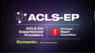 ACLS - Experienced Provider Promo Video thumbnail