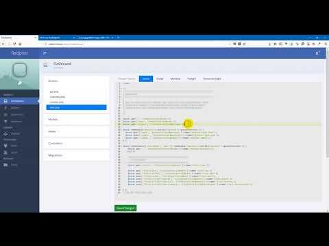 Redprint Laravel App Builder - Build Tools