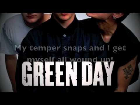 Green Day- Bab's Uvula Who? [Lyrics] [HD]