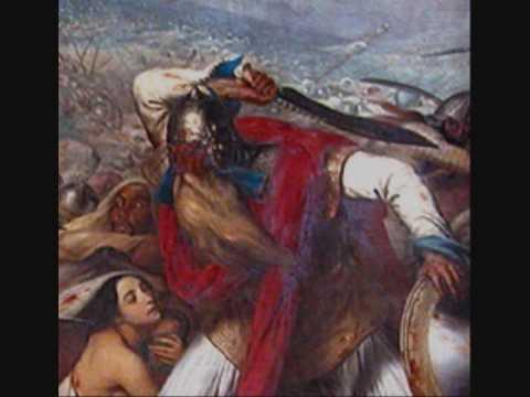 la bataille de Poitiers : 732