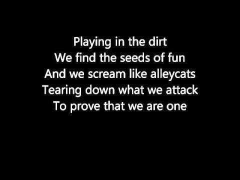 INXS - Kiss the Dirt (Lyrics)