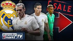 Real Madrid muss 200 Mio. € einnehmen – Wer wird im Winter verkauft? | TRANSFERMARKT