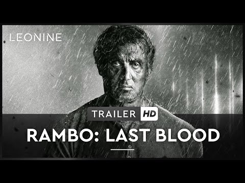Rambo: Last Blood Trailer (deutsch/german; FSK 12)