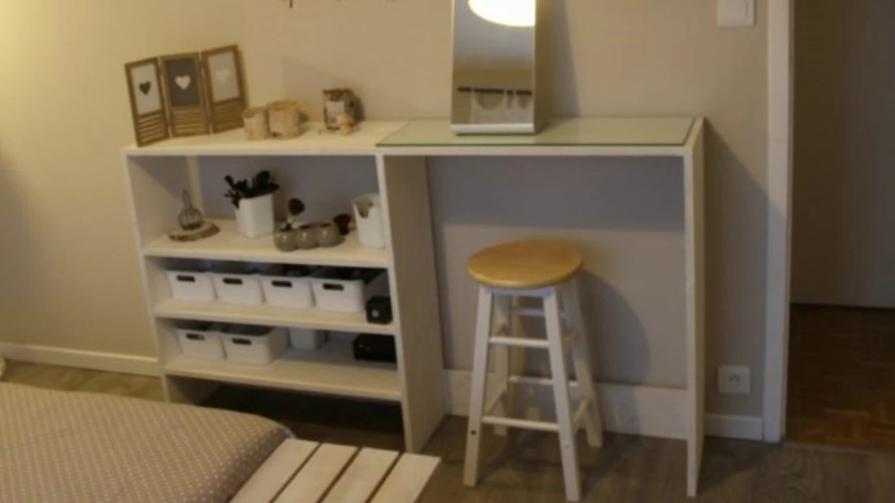 faire un meuble de cuisine soi meme youtube. Black Bedroom Furniture Sets. Home Design Ideas