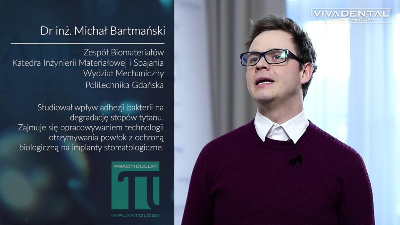 dr inż  M. Bartmański - Practiculum Implantologii MPEG 4