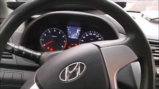 Замена ЭБУ Hyundai Solaris с деактивацией ИММО