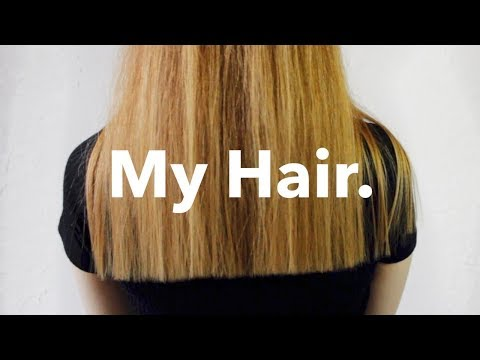 The Journey To Waist Length | My Hair Story.