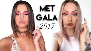 Selena Gomez 2017 Met Gala Inspired Makeup Tutorial | JkissaMakeup
