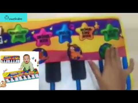 Baby Musical Piano Mat