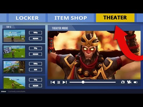NEW UNSEEN THEATER MODE IN FORTNITE! | Fortnite Daily Funny and WTF Moments Ep. 121