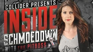 Clarke Wolfe Talks Tournaments and #Glowdown - Inside Schmoedown with the Pitboss