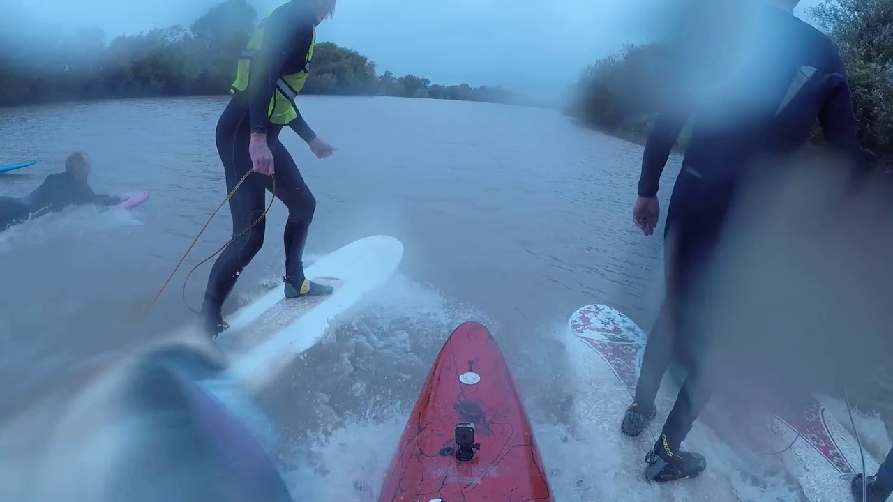 Severn Bore Middle Section September 11th 2018