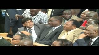 Kidero Loses Nairobi Governor Seat
