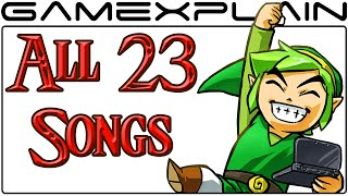 All 23 Secret Songs in Zelda: Tri Force Heroes (Twilight Princess, Skyward Sword, & more!)