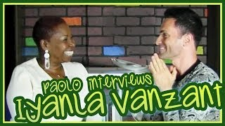"Iyanla Vanzant on ""Iyanla Fix My Life"", her guilty pleasures, & forgiving everyone for everything!"