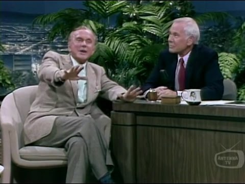 Jack Paar Johnny Carson Tonight Show 1986