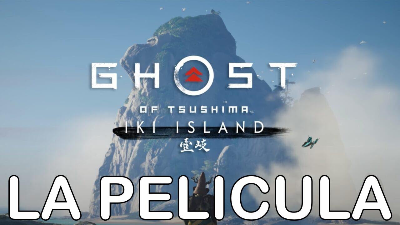 Download Ghost of Tsushima DLC Isla Iki español latino: Pelicula completa - Todas las cinematicas.