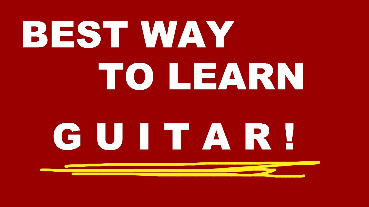 Little Things No One Tells You About Guitar