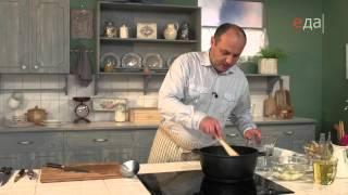 Бограч-гуляш: видео-рецепт