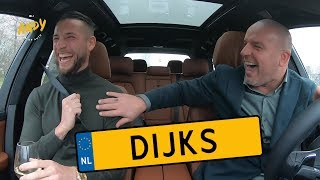Mitchell Dijks 2020 part 1 - Bij Andy in de auto! (English subtitles)