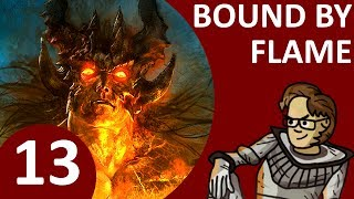 Let's Play Bound By Flame Part 13 - Act 2, Chapter 3: The Assault (PS4 Pyromancer Buffalo)