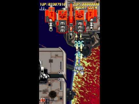 Arcade Longplay [324] Eight Forces