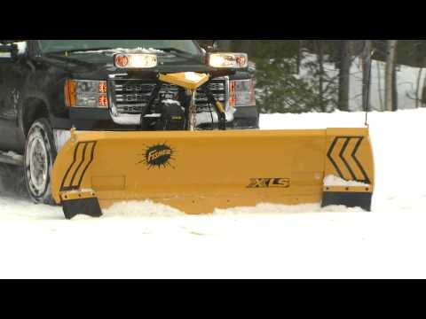 Fisher Snowplows - XLS Snow Plow