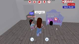 Roblox/Teen Mom - The Runaway