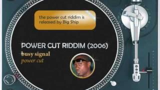 Power Cut Riddim Mix (2006) Aidonia, Bounty, Einstein, Mavado, Flexx, Busy, Sean Paul, Kartel