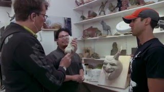 Behind the Scenes at Weta Workshop: Krampus (short)