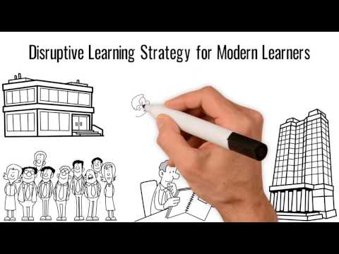 Disruptive Learning Strategy for Modern Learners