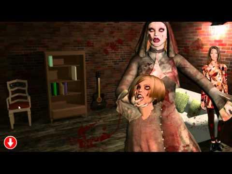 Прохождение Дом ужасов побег / Passage House escapes horror