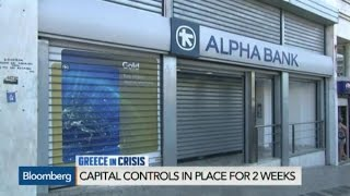 Life in Athens: Another Week of Capital Controls