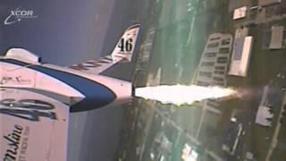 xcor prototype x racer eaa airventure saturday flight footage