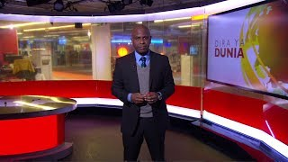 BBC DIRA YA DUNIA JUMATATU 18.09.2017