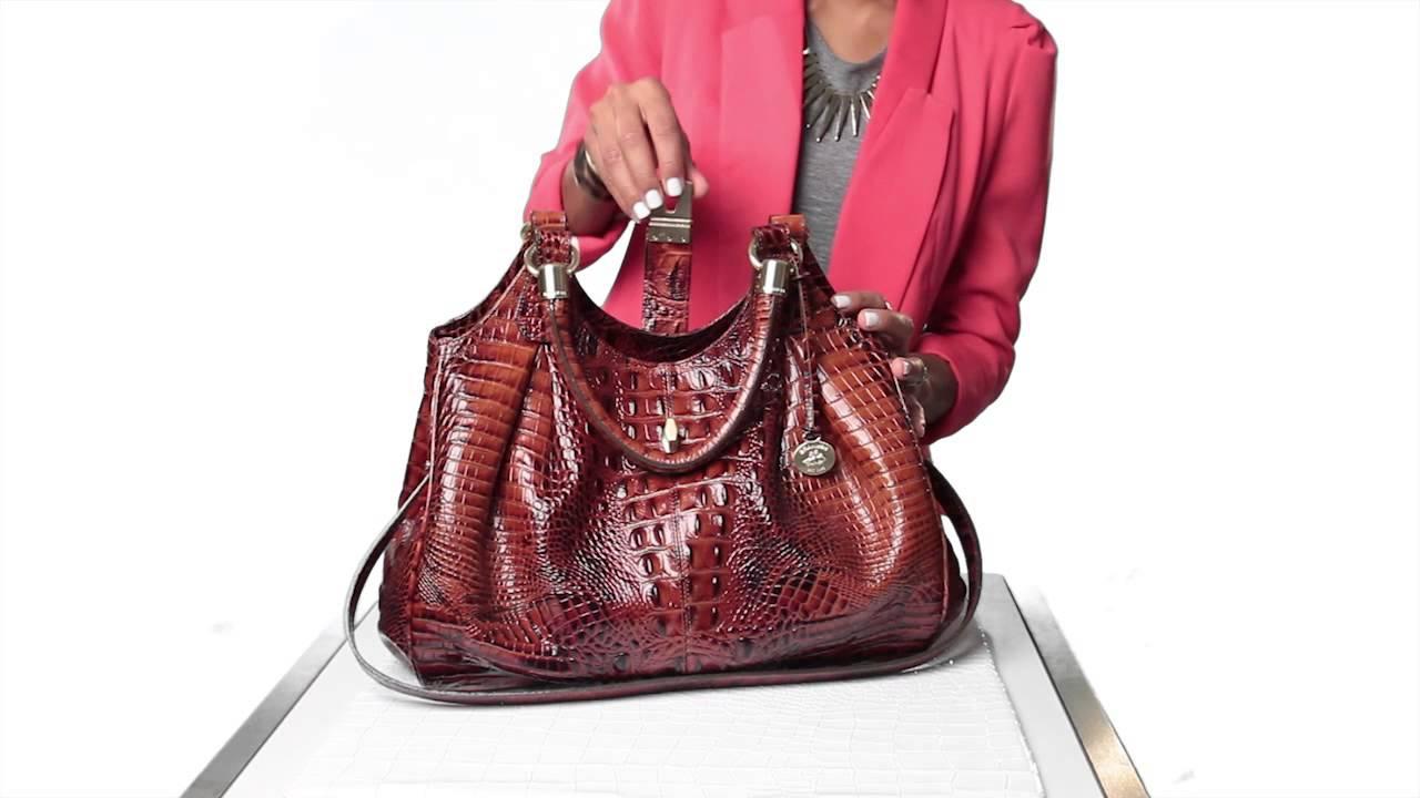 Brahmin handbags elisa hobo