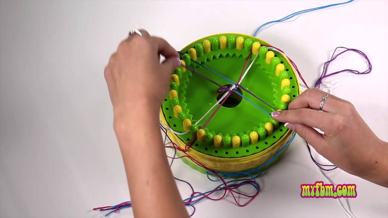 How To Make A Kumihimo Friendship Bracelet With A Confetti