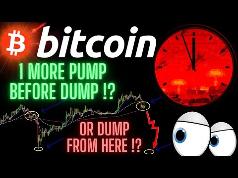 BITCOIN PUMP BEFORE DUMP? LTC ETH also Crypto BTC TA price prediction, analysis, news, trading