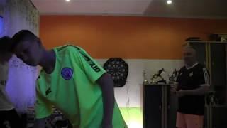 CZ2-Szabelkowe Zawody w Darta-Gramy Pojedynek w 301 na Pompki Gutek vs Kudełek vs Tato -Full Wersja
