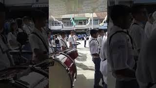 andika bhayangkari by korsik drumband gabungan smp dan sma kec pemangkat