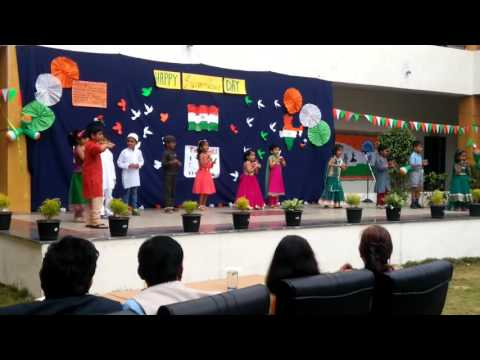 Shri Ram School 15-Aug-2016
